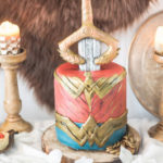 Medieval Wonder Woman Inspired Party on Kara's Party Ideas | KarasPartyIdeas.com (3)