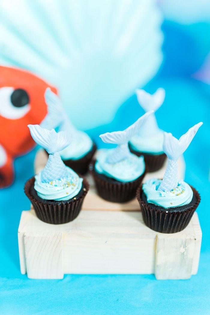 Pastel Under the Sea Party on Kara's Party Ideas | KarasPartyIdeas.com (11)