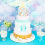 Pastel Under the Sea Party on Kara's Party Ideas | KarasPartyIdeas.com (2)