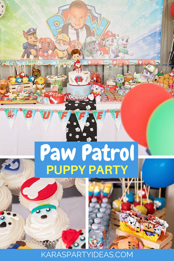 Pleasing Karas Party Ideas Paw Patrol Puppy Party Karas Party Ideas Download Free Architecture Designs Scobabritishbridgeorg
