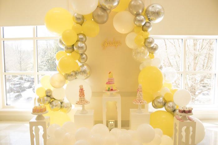 Peppa Pig Birthday Party on Kara's Party Ideas | KarasPartyIdeas.com (18)