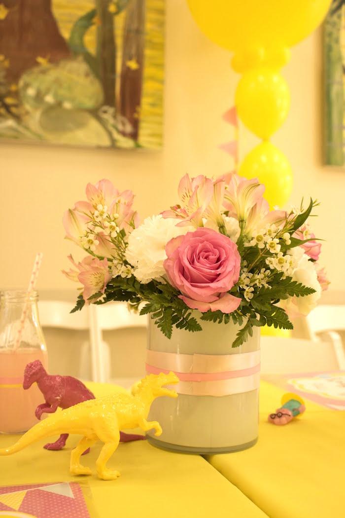 Peppa Pig Birthday Party on Kara's Party Ideas | KarasPartyIdeas.com (13)