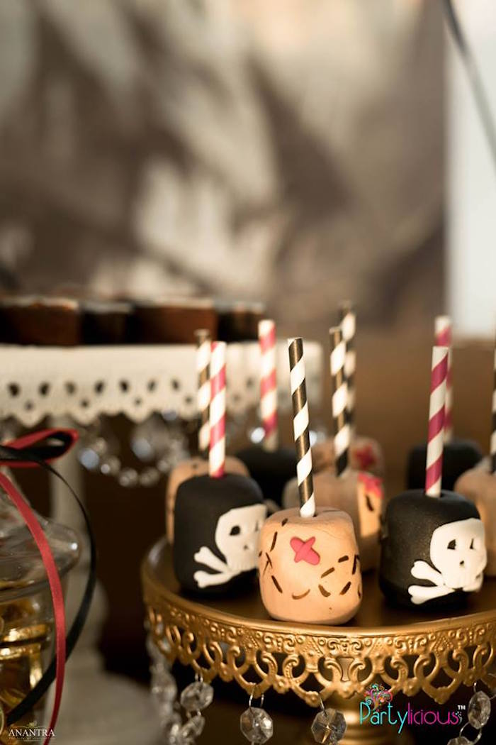 Pirate Pops from a Pirates of the Caribbean Inspired Birthday Party on Kara's Party Ideas | KarasPartyIdeas.com (32)
