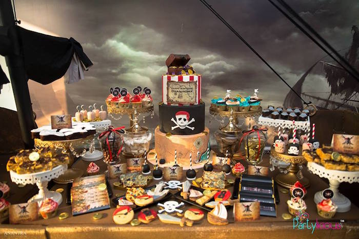 Best 25 Caribbean Party Ideas On Pinterest: Kara's Party Ideas Pirates Of The Caribbean Inspired
