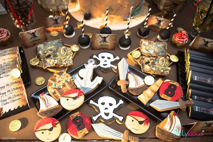 Kara S Party Ideas Pirates Of The Caribbean Inspired