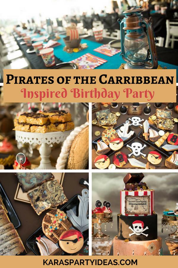 kara u0026 39 s party ideas pirates of the caribbean inspired