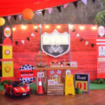 Red Race Car Birthday Party on Kara's Party Ideas | KarasPartyIdeas.com (1)