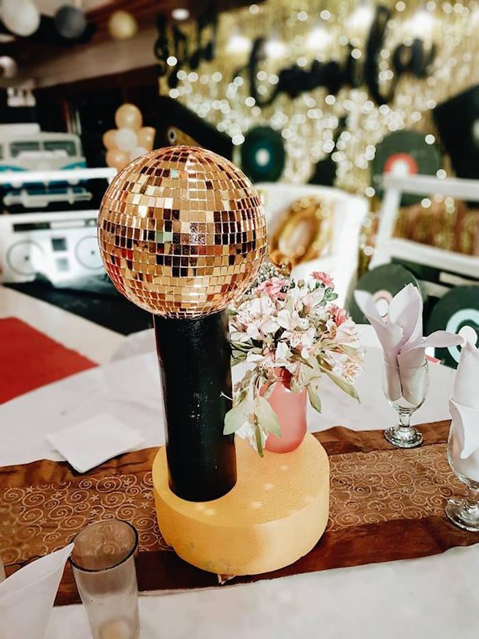 Retro 50's Music Birthday Party on Kara's Party Ideas | KarasPartyIdeas.com (6)