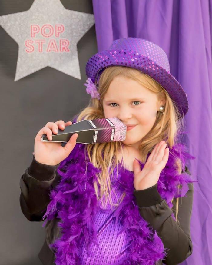 Rock Star Birthday Party on Kara's Party Ideas | KarasPartyIdeas.com (22)
