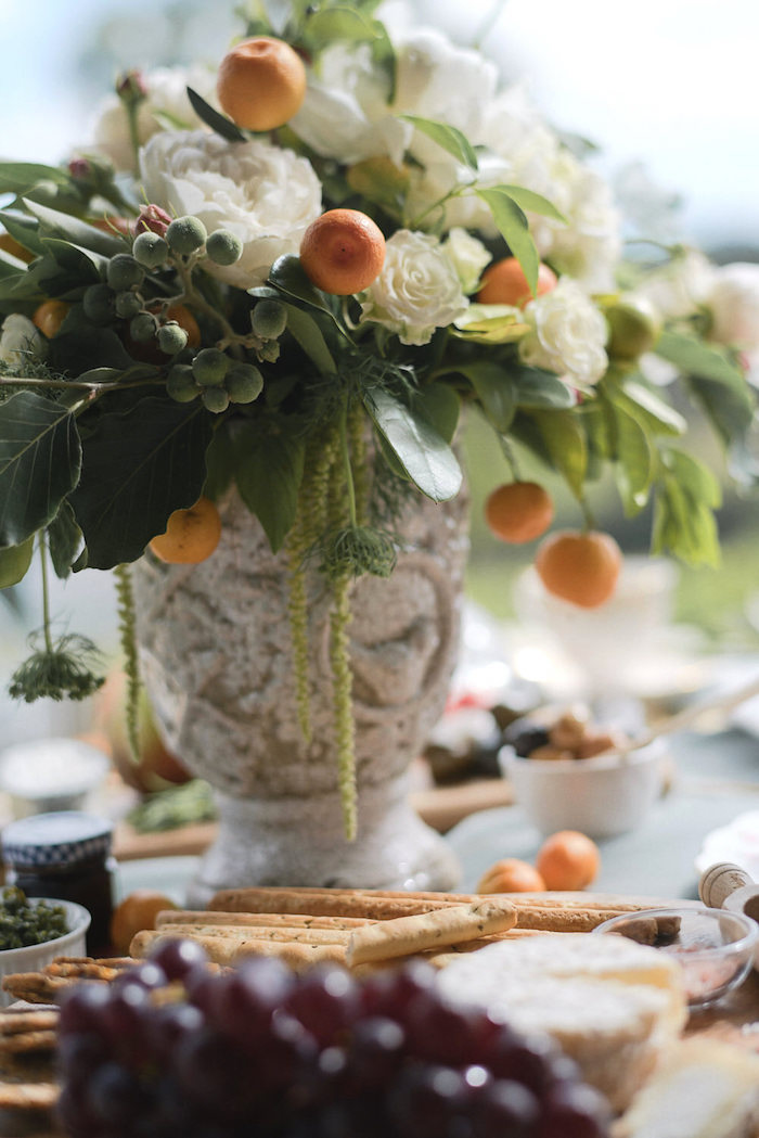 Blooms from a Romantic French Inspired Wedding on Kara's Party Ideas | KarasPartyIdeas.com (12)