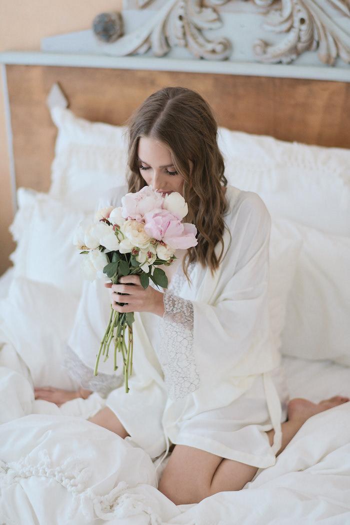 Romantic French Inspired Wedding on Kara's Party Ideas | KarasPartyIdeas.com (35)