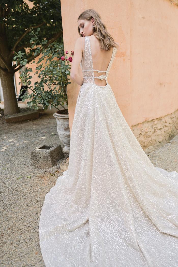 Romantic French Inspired Wedding on Kara's Party Ideas | KarasPartyIdeas.com (4)