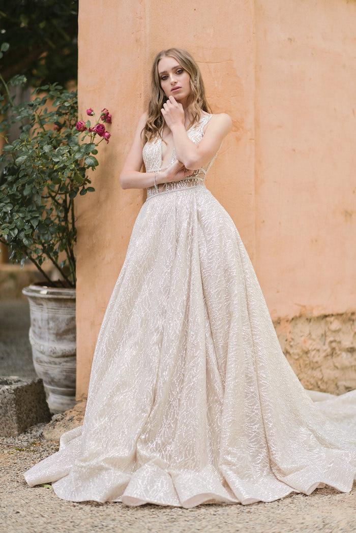 Romantic French Inspired Wedding on Kara's Party Ideas | KarasPartyIdeas.com (3)