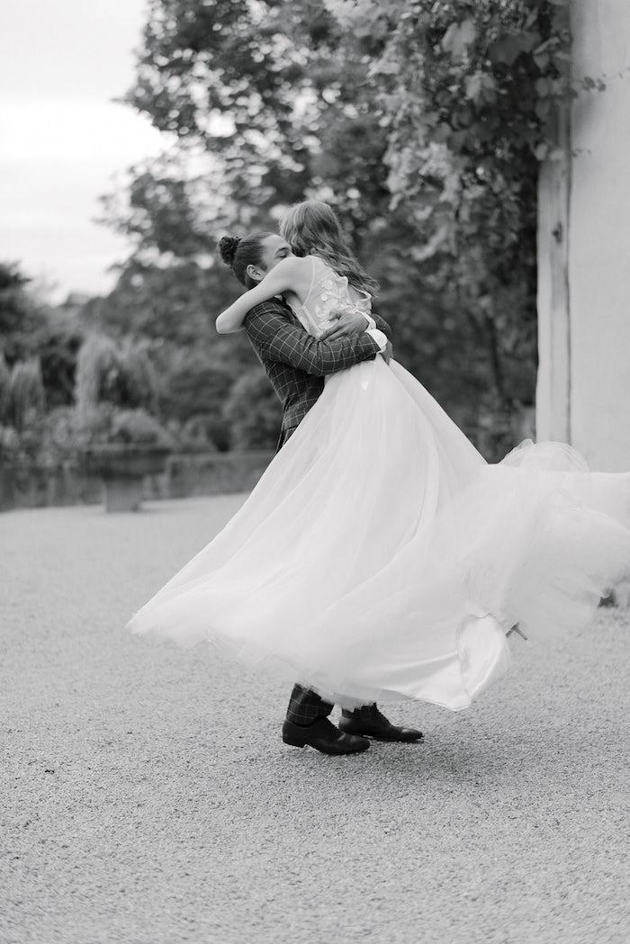 Romantic French Inspired Wedding on Kara's Party Ideas | KarasPartyIdeas.com (30)