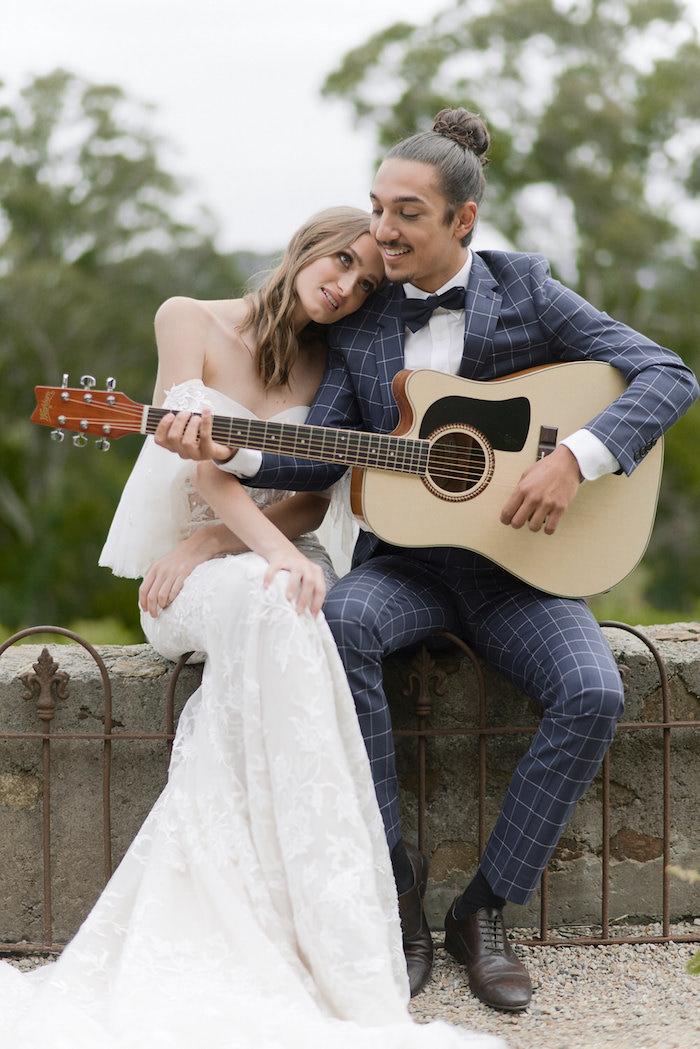 Romantic French Inspired Wedding on Kara's Party Ideas | KarasPartyIdeas.com (29)