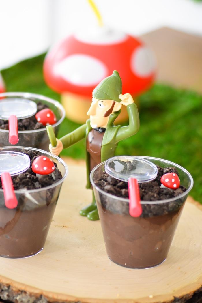 Kara S Party Ideas Sherlock Gnomes Garden Party Diy