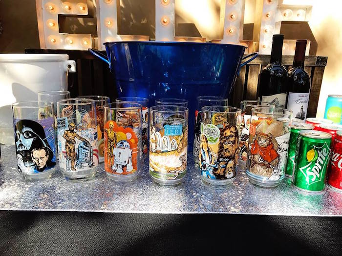 Star Wars Cups from a Star Wars Birthday Party on Kara's Party Ideas | KarasPartyIdeas.com (20)