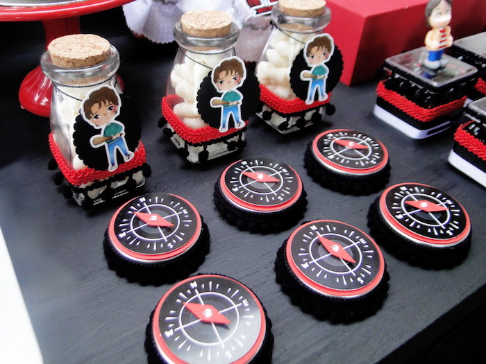 Stranger Things Themed Party Favors + Sweets from a Stranger Things Inspired Birthday Party on Kara's Party Ideas | KarasPartyIdeas.com (17)