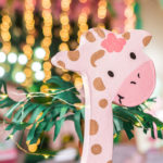 Tropical Safari Birthday Party on Kara's Party Ideas | KarasPartyIdeas.com (1)
