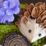 Woodland Hedgehog Birthday Party on Kara's Party Ideas | KarasPartyIdeas.com (3)