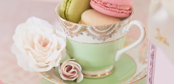 Ladurée Inspired Tea Party on Kara's Party Ideas | KarasPartyIdeas.com (1)