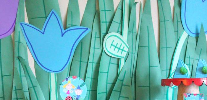 Ben & Holly's Little Kingdom on Kara's Party Ideas | KarasPartyIdeas.com (1)