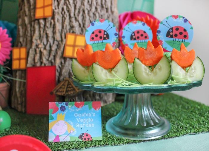 Kara S Party Ideas Ben Holly S Little Kingdom Inspired Birthday