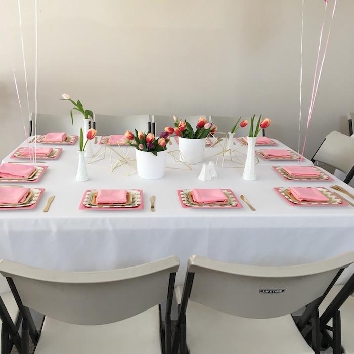 Kara\'s Party Ideas Bonjour Paris Birthday Party | Kara\'s Party Ideas