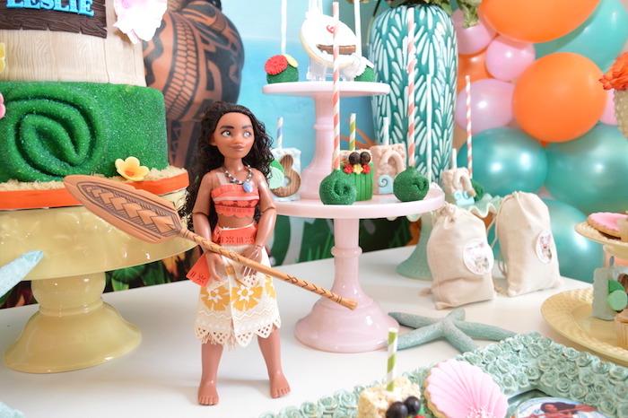 Chic Moana Birthday Party on Kara's Party Ideas | KarasPartyIdeas.com (7)