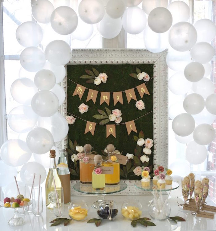 DIY Springtime Mimosa Bar on Kara's Party Ideas | KarasPartyIdeas.com (15)
