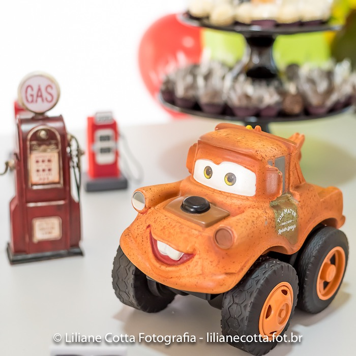 Mater from a Disney's Cars Birthday Party on Kara's Party Ideas | KarasPartyIdeas.com (15)