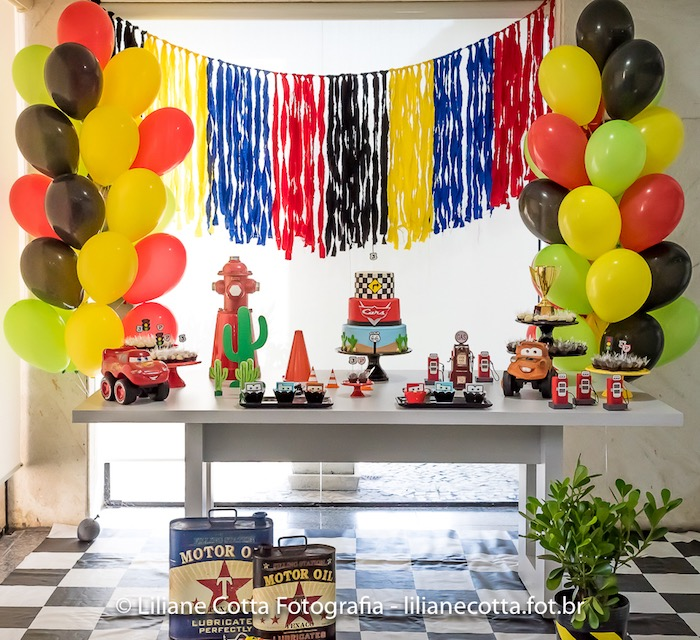 Disney's Cars Birthday Party on Kara's Party Ideas | KarasPartyIdeas.com (28)