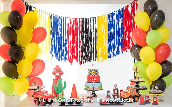 Disney's Cars Birthday Party on Kara's Party Ideas | KarasPartyIdeas.com (22)