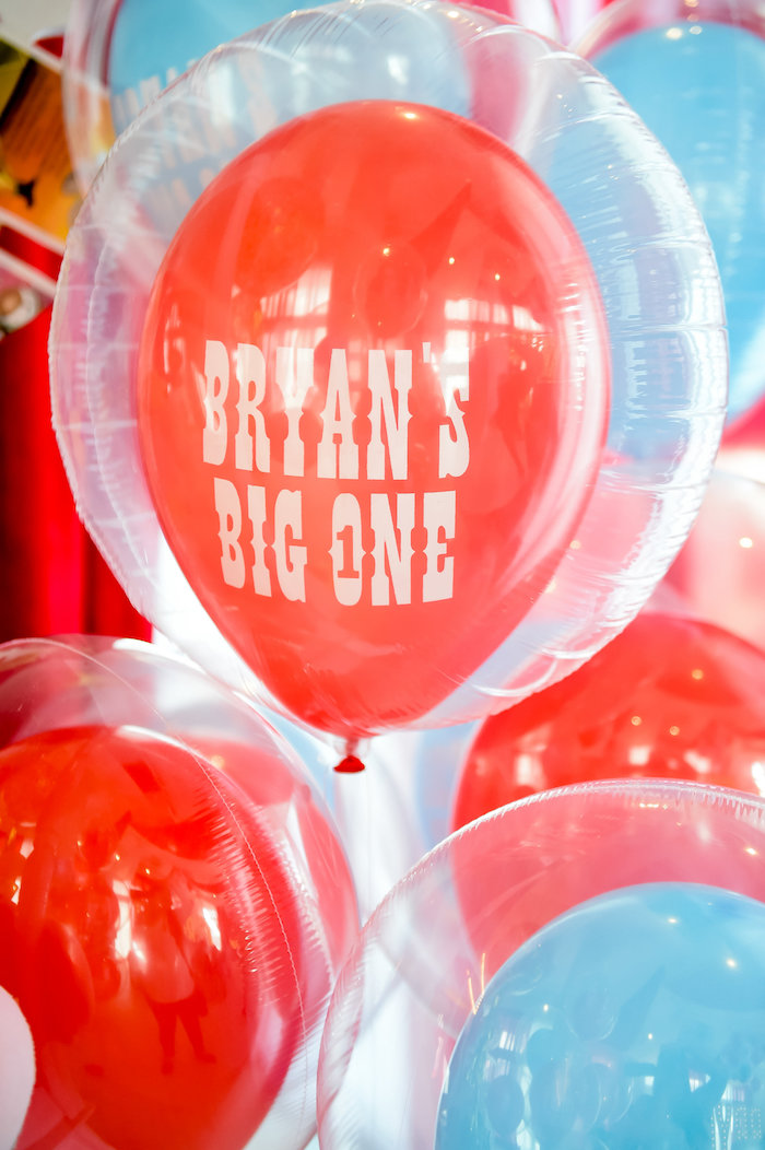 Dumbo's Circus Birthday Party on Kara's Party Ideas | KarasPartyIdeas.com (11)