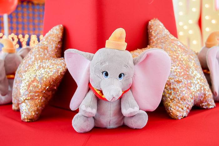 Dumbo's Circus Birthday Party on Kara's Party Ideas | KarasPartyIdeas.com (29)