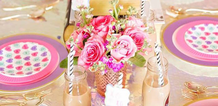 Fashionista THREEnager Birthday Party on Kara's Party Ideas | KarasPartyIdeas.com (5)