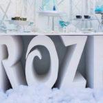 Frozen Birthday Party on Kara's Party Ideas | KarasPartyIdeas.com (1)
