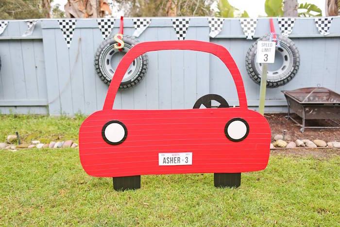 Karas Party Ideas Hot Wheels Car Birthday Party Karas Party Ideas