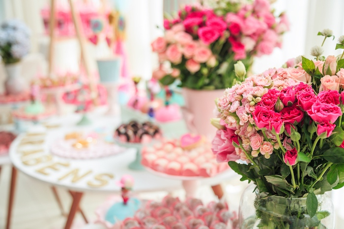 Blooms from a L.O.L. Surprise! Birthday Party on Kara's Party Ideas | KarasPartyIdeas.com (17)