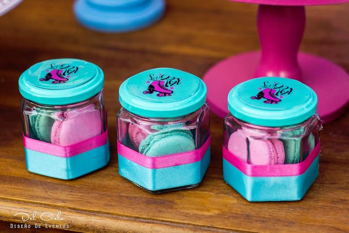 Favor Jars from a L.O.L. Surprise! Birthday Party on Kara's Party Ideas | KarasPartyIdeas.com (12)