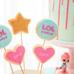 L.O.L. Surprise! Birthday Party on Kara's Party Ideas | KarasPartyIdeas.com (5)