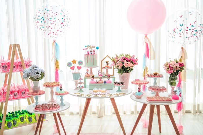 Kara S Party Ideas L O L Surprise Birthday Bash Kara S Party Ideas