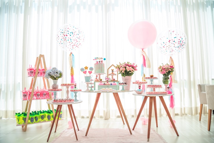 L.O.L. Surprise! Birthday Party on Kara's Party Ideas | KarasPartyIdeas.com (26)