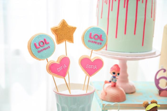 Kara S Party Ideas L O L Surprise Birthday Bash Kara S Party Ideas