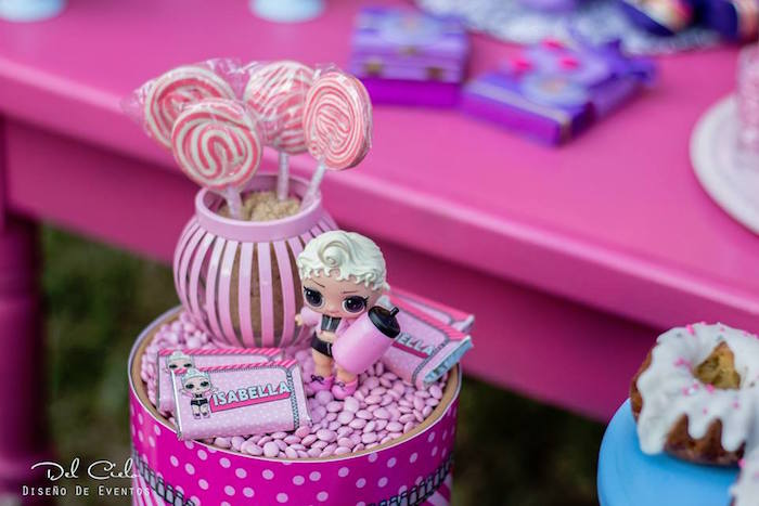 L.O.L. Surprise! Birthday Party on Kara's Party Ideas | KarasPartyIdeas.com (20)