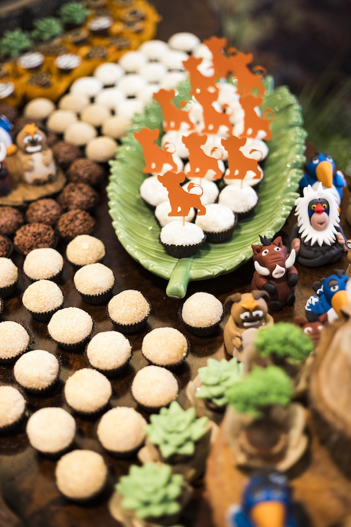 Lion King Birthday Party on Kara's Party Ideas | KarasPartyIdeas.com (21)