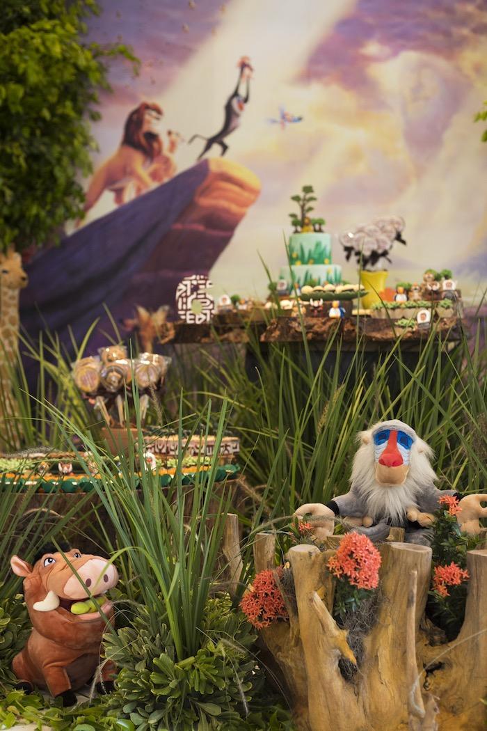 Kara S Party Ideas Lion King Birthday Party Kara S Party