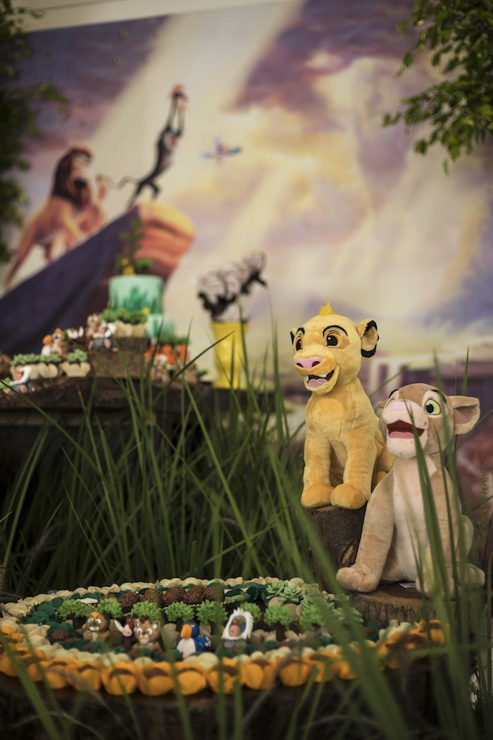 Lion King Birthday Party on Kara's Party Ideas | KarasPartyIdeas.com (31)