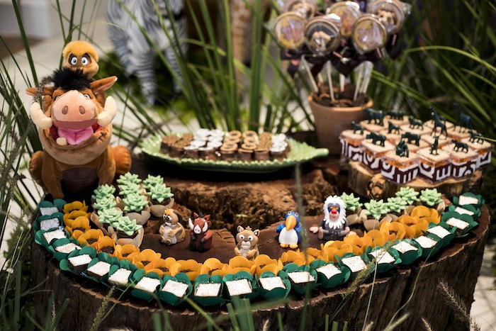 Lion King Birthday Party on Kara's Party Ideas | KarasPartyIdeas.com (28)