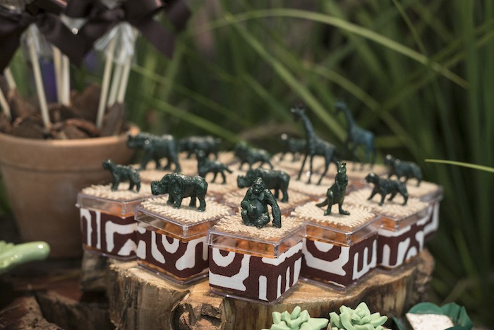 Safari Animal Favor Boxes from a Lion King Birthday Party on Kara's Party Ideas | KarasPartyIdeas.com (26)